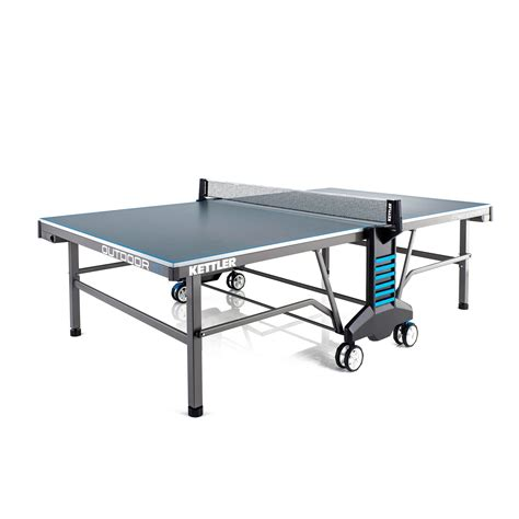 Outdoor Table Tennis Table by Kettler Classic Outdoor 10 Table Tennis Table