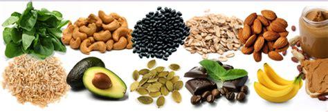 magnesio in alimenti magnesio nutrizione naturale