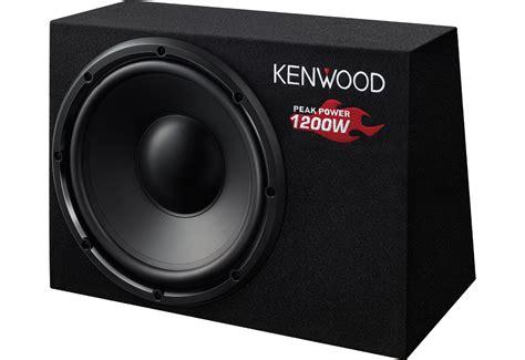 Speaker Subwoofer Kenwood subs component speakers ksc w1200b features kenwood uk