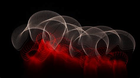abstract lines spots dark background  hd wallpapers hd
