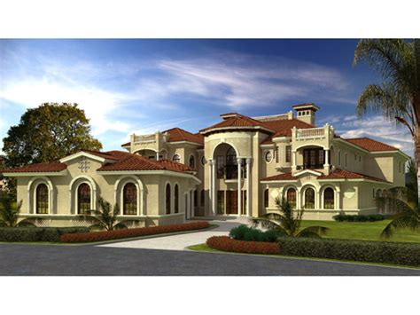 spanish house plans with photos san carlo manor spanish home plan 106s 0100 house plans and more