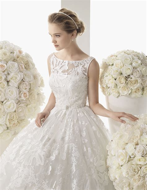 Dress Miulan Rosane two by rosa clara wedding dresses 2014 bridal collection