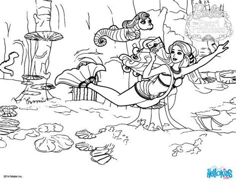 barbie lumina coloring pages lumina receives a royal invitation coloring pages