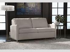 Bryce Sleeper Sofa | Contemporary Living Room Furniture Wood Bar Background