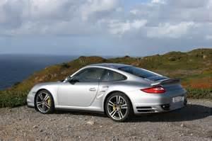 2010 Porsche Turbo 2010 Porsche 911 Turbo Drive