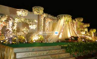 stage decoration for wedding stage flower and reception stage decorations in