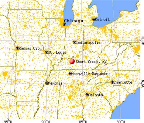 creek kentucky ky 40119 profile population maps