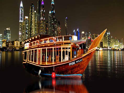 boat cruise in dubai dhow cruise marina dubai holiday packages tropic dubai