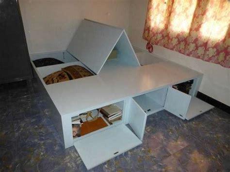 home design smart ideas diy 10 smart diy storage bed design ideas daily feed