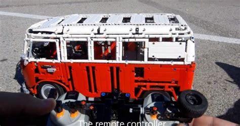 lego volkswagen inside lego volkswagen is a hippie engineer s
