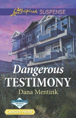 deadly testimony a safeguard novel books mentink award winning author