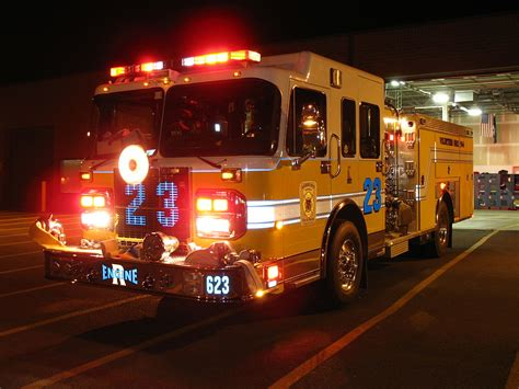 fire truck lights and sirens unfinished lives