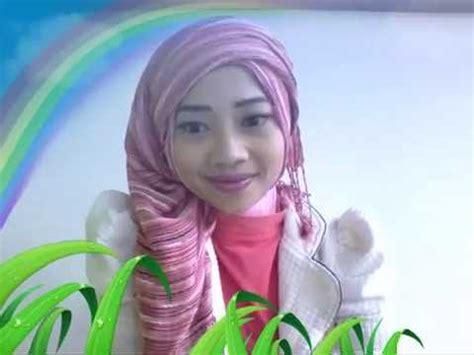 tutorial jilbab pashmina model turban tutorial kerudung pashmina semi turban hijab simple