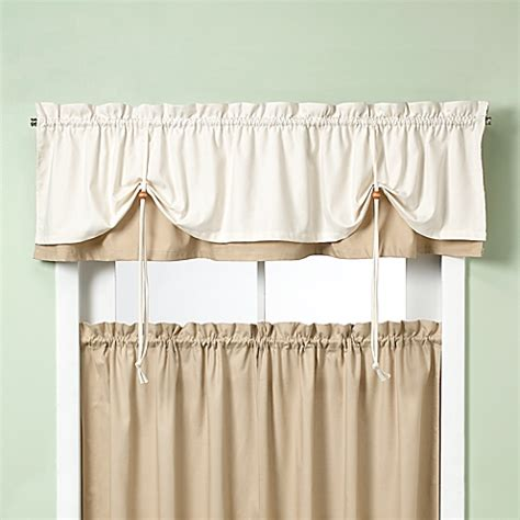 Kitchen Curtains Bed Bath And Beyond Buy Kitchen Valances From Bed Bath Beyond