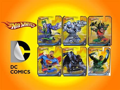 Hotwheels Dc Comics wheels dc comics