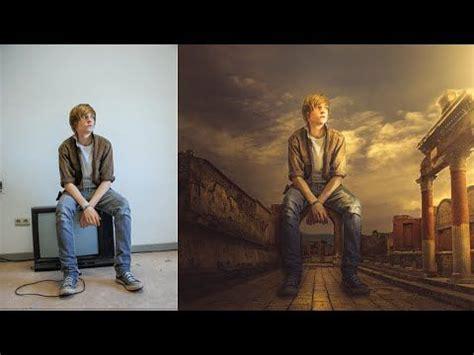 change background in photoshop photoshop cc manipulation photo effects tutorial change