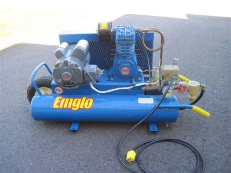 air compressor emglo wheelbarrow 250 manchester tools for sale jersey shore nj shoppok