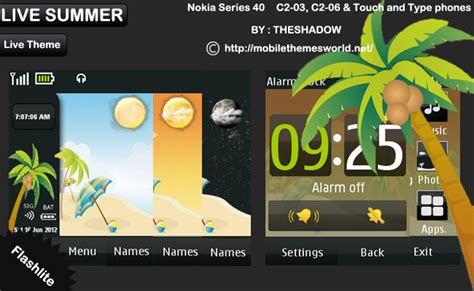 nokia themes download c2 03 download themes for nokia c2 03