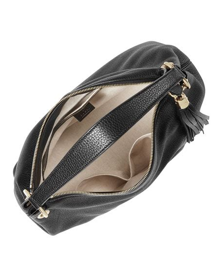 Mulberry Soho Leather Hobo Bag by Gucci Soho Large Leather Hobo Bag Black Neiman