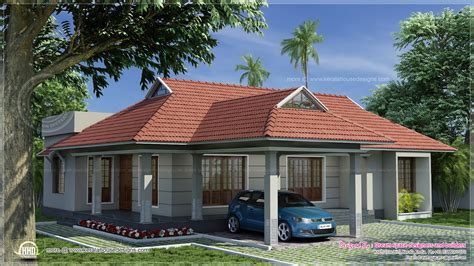 kerala style traditional villa house design plans