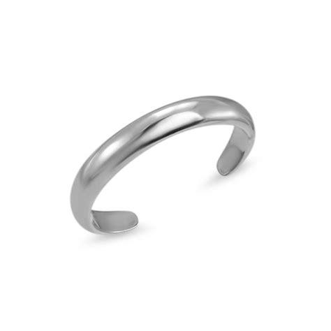 10k white gold toe ring nose rings