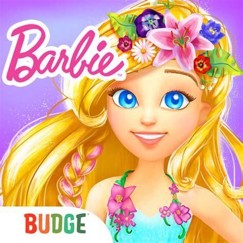 hairstyles studio games barbie dreamtopia magical hair on the app store