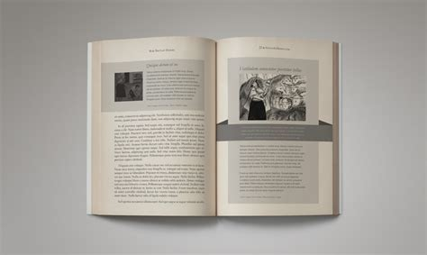 Indesign Templates For Books | indesign book template aldora stockindesign