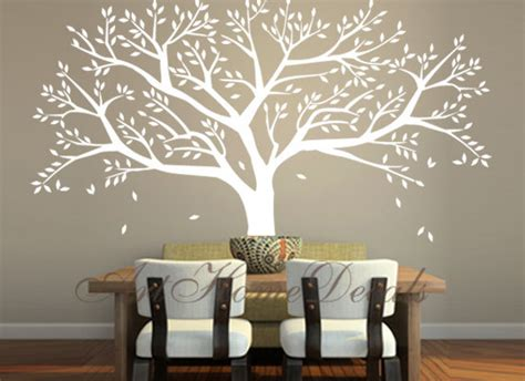 Sticker Names For Walls items similar to family tree wall decal tree wall sticker