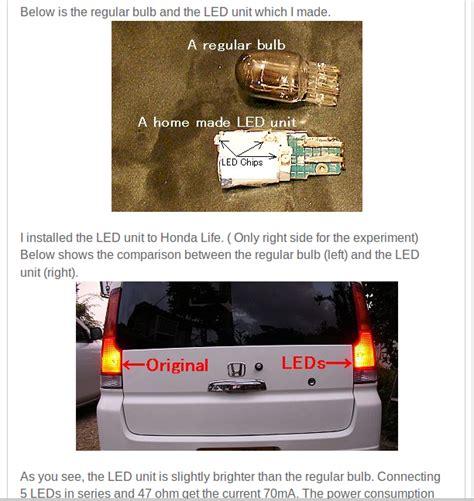 Led Tail Light Problems Page 3 Clublexus Lexus Forum Led Lights Problems