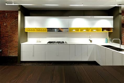 Kitchen Cabinet Showrooms by Effeti Kitchen Cabinet Showroom Chelsea Nyc Modern