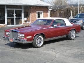 84 Cadillac For Sale 1984 Cadillac Eldorado Information And Photos Momentcar