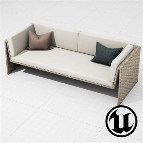 slimline sofa bed slimline sofa 3 seater slim line sofa by dedon is idyllic