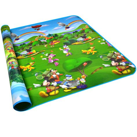high quality child play mats aluminum ecofriendly baby