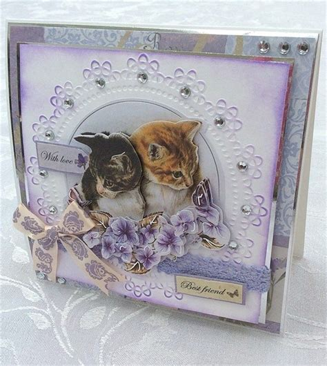 Decoupage Cards - 1000 images about s foiled decoupage cards on