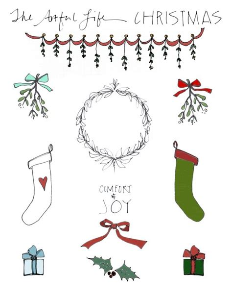 printable christmas clip art free christmas clip art printables christmas clip art