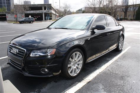 2012 Audi A4 Prestige S Line Quattro 2.0T Diminished Value Car Appraisal