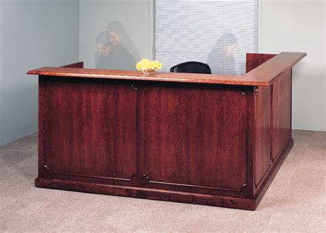 arnold reception desks arnold reception desks inc traditional reception desk