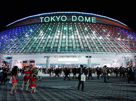 100 japanese dome house japanese baseball at the tokyo dome japan concert tickets