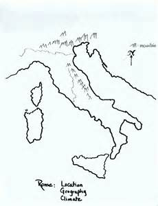 Blank Map Of Ancient Italy mr guerriero s blog may 2012