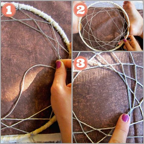 how to make catchers with diy tutorial how to make a dreamcatcher the journey junkie