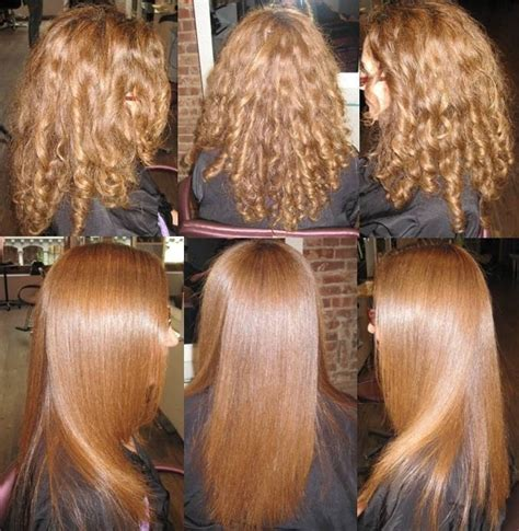 brazilian hair treatment my first brazilian keratin treatment