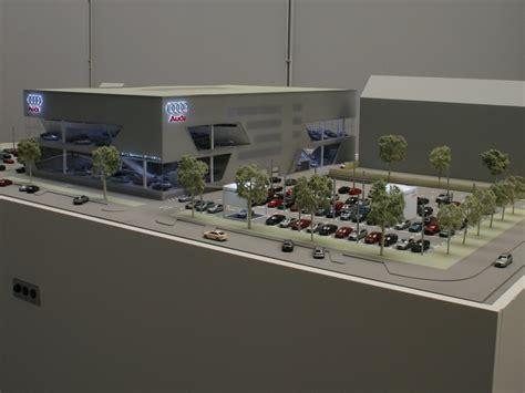 Autohaus Audi Frankfurt by Details