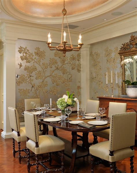 wallpaper dining room ideas 19 gorgeous wallpaper ideas for your beautiful dining room