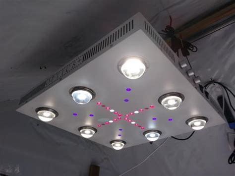 optic  dimmable  led grow light