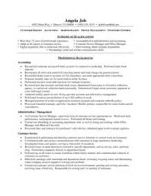 Examples Of Resume Objectives For Customer Service Example Of Customer Service Resume Objective For Job