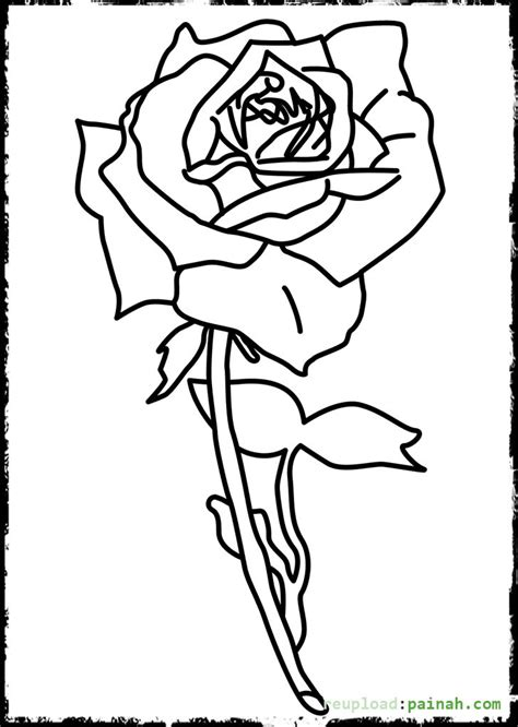 coloring pages of red roses beautiful red rose coloring pages coloring pages