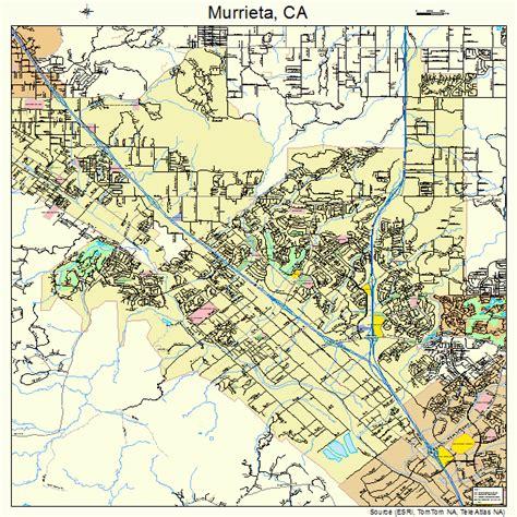 murrieta ca map murrieta california map 0650076
