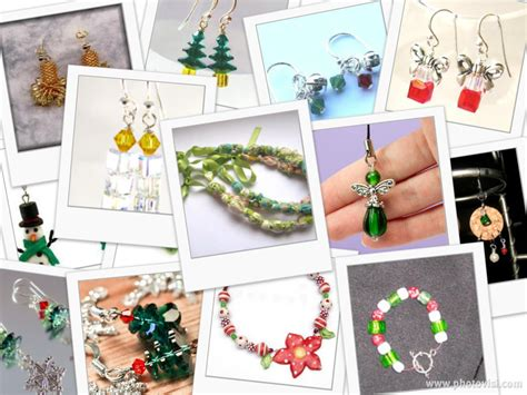 diy jewelry 22 free christmas beading patterns