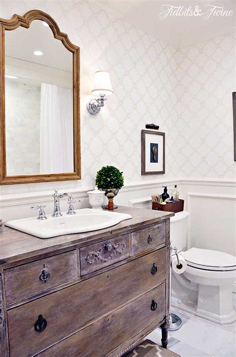 change bathroom vanity 11 low cost ways to replace or redo a hideous bathroom