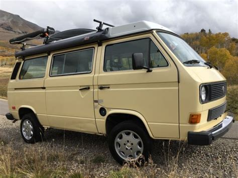 books on how cars work 1984 volkswagen vanagon windshield wipe control classic vw vanagon westfalia subaru conversion for sale detailed description and photos